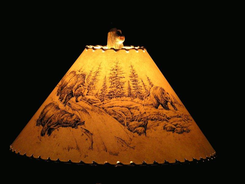 Shades Of Nature Wildlife Lamp Shades